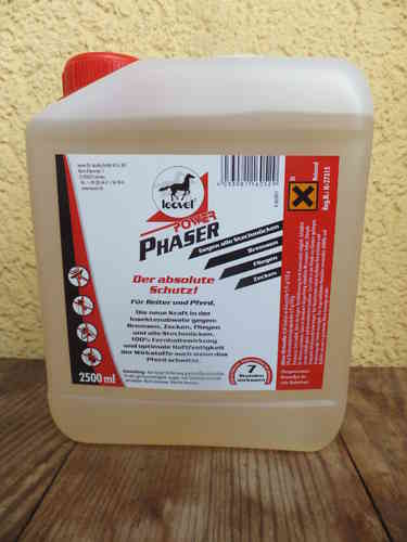leovet POWER PHASER 2,5 L Kanister
