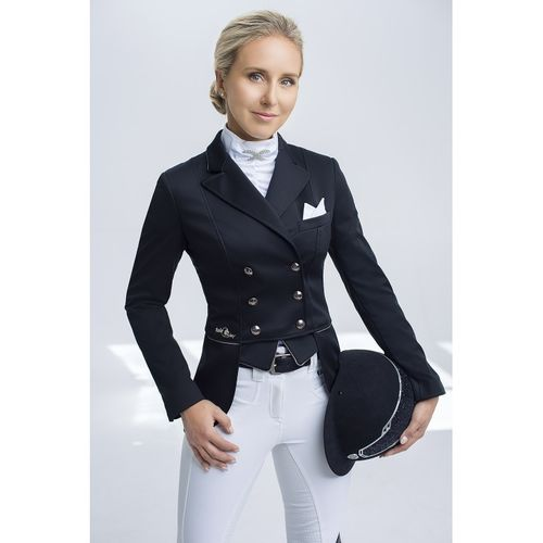"Fair Play Tunierjacket ""BEATRICE"" schwarz"