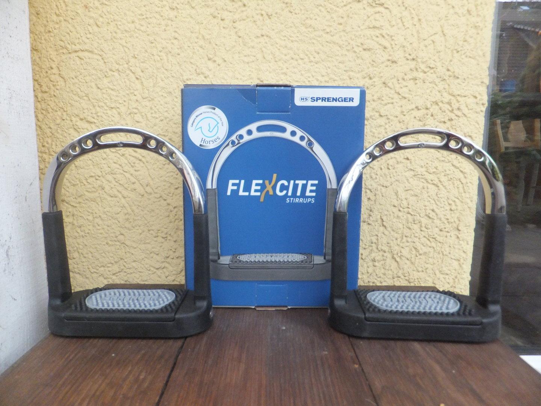 Sprenger FLEXCITE Sicherheitssteigbügel 12 cm